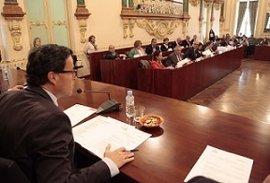 La Diputación de Badajoz aprueba una moción de adhesión al Pacto por el Ferrocarril en Extremadura