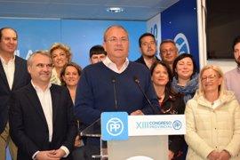 """Monago dice que Extremadura es una """"región en 3D"""", ya que tiene """"récord"""" en déficit, deuda y desempleo"""