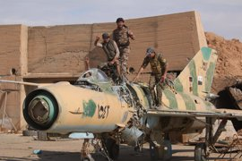 Los rebeldes apoyados por EEUU ganan terreno al Estado Islámico en la lenta batalla por Raqqa