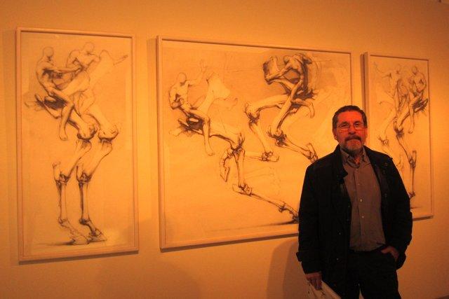 Joan Castejón en la Chirivella Soriano
