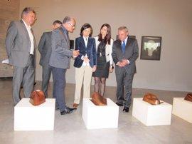 Rosa Aguilar inaugura en el C3A la mayor retrospectiva dedicada a Pepe Espaliú en Córdoba
