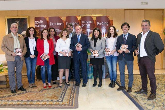 Acuerdo colaboración Diputación con 8 escuelas de hostelería