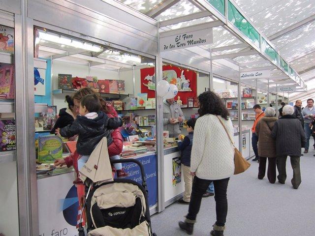 Feria del Libro de Santiago de Compostela