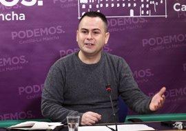 Llorente confirma su candidatura a la Secretaría General de Podemos