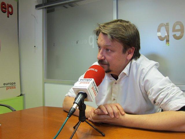 Xavier Domènech (Comuns)