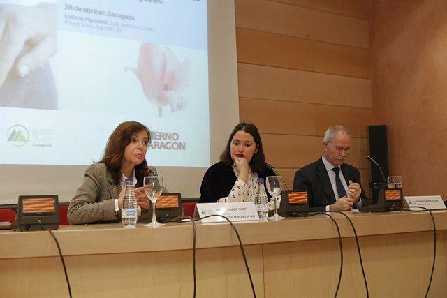 Jornada de Género y Maltrato en Personas Mayores.