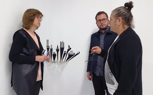 Visita exposición Centro Párraga