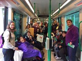 La Junta traslada la jornada de seguridad vial del metro de Granada al Zaidín