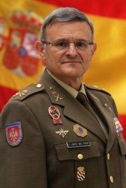 Teniente General Fernando José López del Pozo