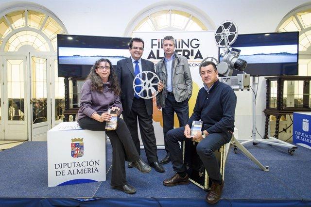 Equipo de 'Filming Almería'