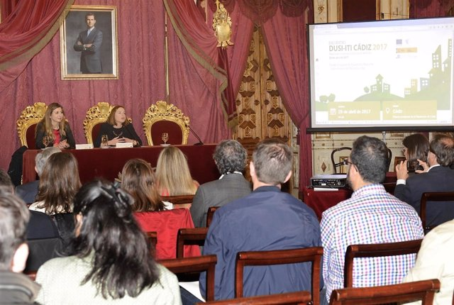 Jornada DUSI en Diputación