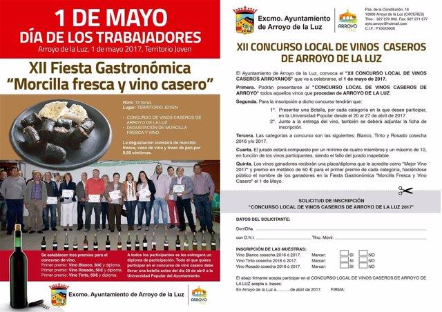 1 De Mayo Dia De La Morcilla Arroyo