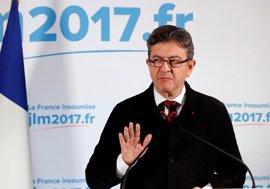 """Mélenchon no pedirá el voto para ningún candidato: """"No soy un gurú"""""""