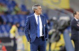 """Setién: """"Espero que el estímulo que supone jugar contra el Atlético nos dé un impulso"""""""