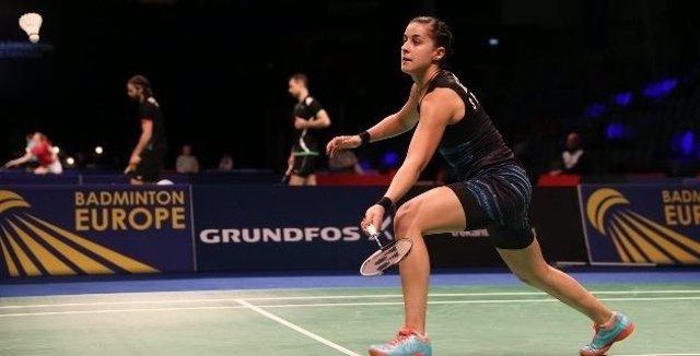 Carolina Marín, a semifinales del Europeo