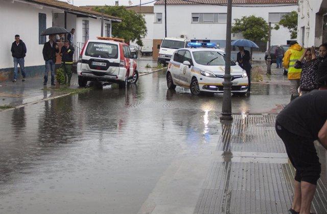 Nota Y Fotos Actuaciones Inundaciones