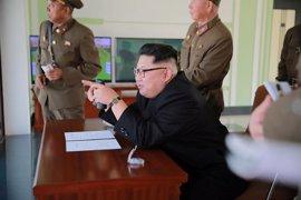 Corea del Norte realiza un lanzamiento fallido de un misil balístico, según Corea del Sur