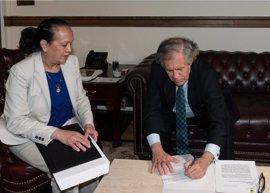 Venezuela presenta formalmente su solicitud para abandonar la OEA