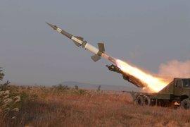 Japón protesta ante Corea del Norte por su último lanzamiento de un misil, este mismo sábado