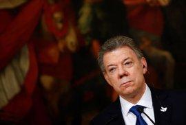 """Santos pide no caer en la """"xenofobia"""" y solidarizarse con los venezolanos en la frontera"""