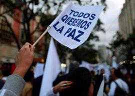 """El Gobierno de Colombia tilda de """"inaceptable"""" la prohibición de la entrada de FARC y ELN al Congreso de Paz"""
