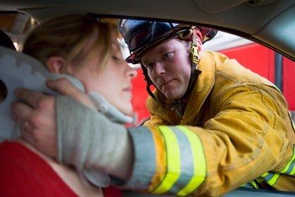 Las 3 lesiones más frecuentes en los accidentes de tráfico
