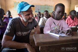 La dignidad humana se sobrepone a la barbarie entre los refugiados de Sudán del Sur