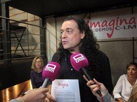 "Imagina Podemos C-LM sugiere sumar fuerzas con Llorente para ""desbancar"" a García Molina"