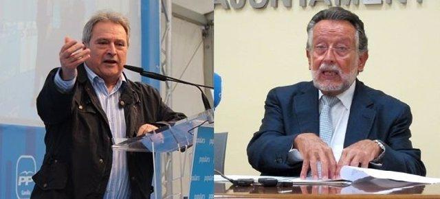 Alfonso Rus y Alfonso Grau