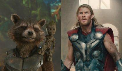 ¿Cuántos años pasan de Guardianes de la Galaxia 2 hasta Vengadores: Infinity War?