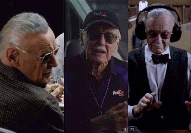 Cameos Stan Lee
