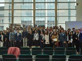 Un total de 25 jóvenes de Jaén realizan ya prácticas laborales en Bruselas a través de las becas Talentium de Diputación