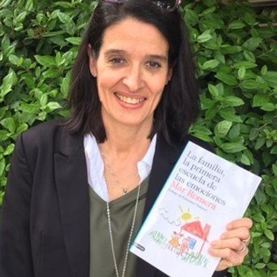 Foto: Mar Romera tiene nuevo libro y es para ti: 'La familia, la primera escuela de las emociones' (EUROPA PRESS)