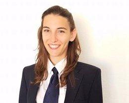 Claudia Ruipérez, directora del departamento de para-karate