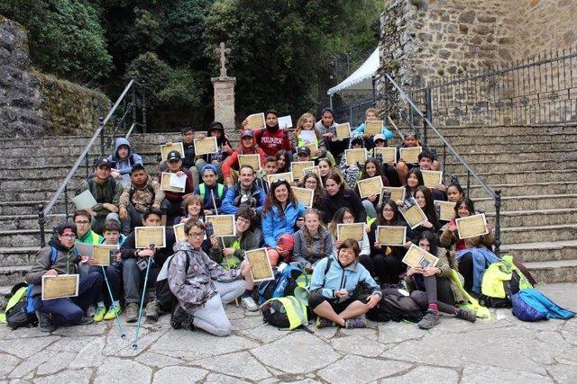 Alumnos Purísima Concepción se ganan el Jubileo