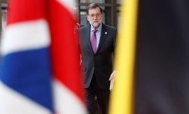 Rajoy, satisfecho con las líneas rojas de la UE para el Brexit, pide mantener unidad en la negociación