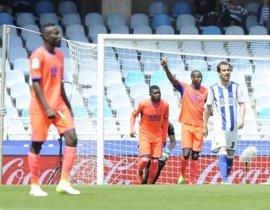 La Real Sociedad vuelve a puestos europeos y manda al Granada a Segunda