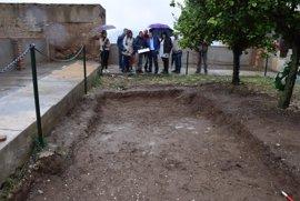 Trabajos arqueológicos de exhumación en una fosa común con 196 víctimas en Álora