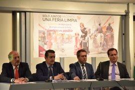 """El alcalde de Sevilla destaca la """"experiencia"""" del dispositivo organizado para la Feria de Abril 2017"""