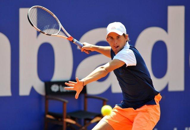 Dominic Thiem Barcelona Open Banc Sabadell Conde Godó