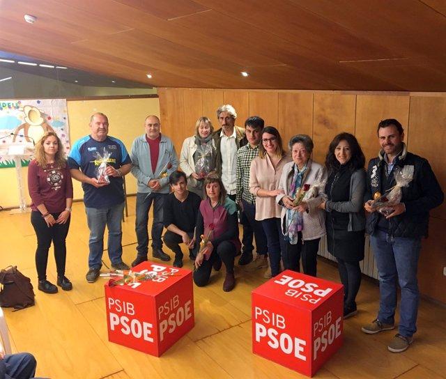 Premios Andreu Pol 2017