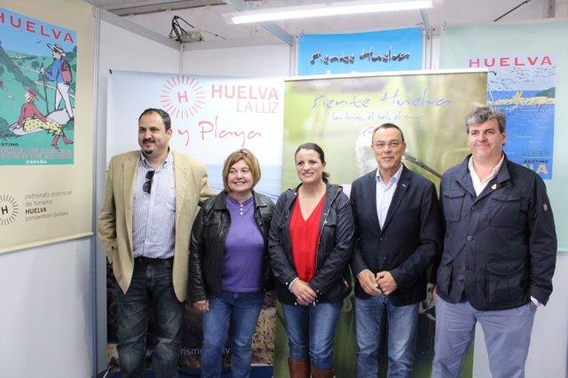 Acto entrega de premios del Concurso de la Feria de Ecoturismo Doñana Life