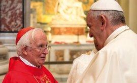 """El papa Francisco agradece a Cañizares su """"celo apostólico"""" en sus 25 años como obispo"""