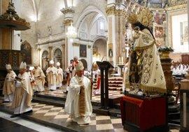 """Cañizares celebra sus bodas de plata con ilusión y promete al Papa fidelidad """"sin fisuras"""""""