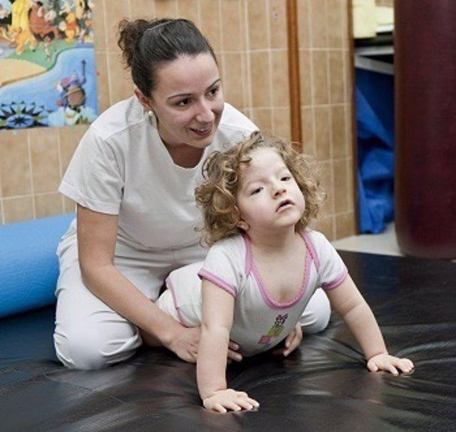 Niños parálisis cerebral