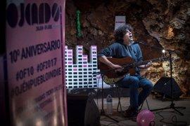 Los malagueños JJ Sprondel y su psicodelia californiana conquistan el premio Fundación SGAE del Ojeando Festival