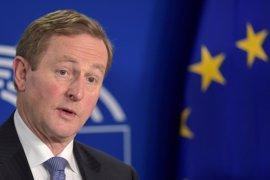 """Enda Kenny considera que """"no se dan las condiciones"""" para un referéndum para la reunificación de Irlanda"""