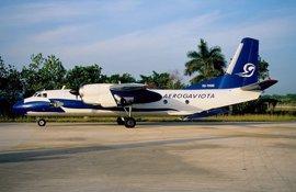 Ocho militares muertos al estrellarse un avión en el oeste de Cuba