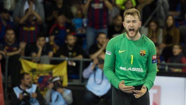 El Barça se mete en la 'Final Four' tras batir al Kiel alemán