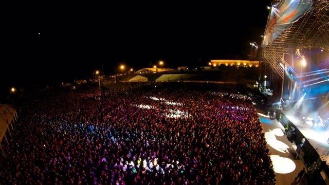 Viña Rock 2014